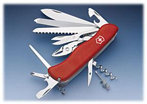 couteau suisse victorinox Workchamp